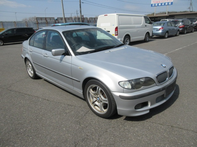 2003 Bmw 3 Series Jdm Connection